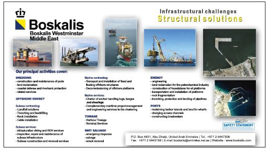 BOSKALIS WESTMINSTER CONTRACTING LIMITED.